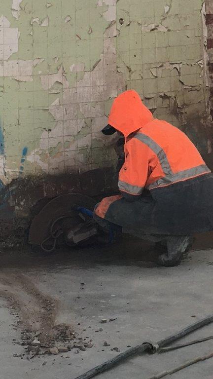 Flush Cutting Concrete Cutting Amp Drilling Melbourne